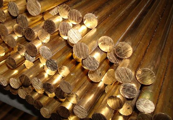 Прием латуни в Макшеево цвет металла